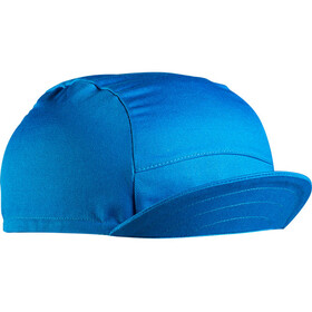 Bontrager Cotton Gorra de ciclismo Hombre, waterloo blue